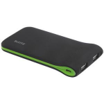 Leitz 64130095 Lithium Polymer (LiPo) 5000mAh Black,Green power bank