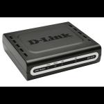 D-Link ADSL2+ Ethernet (Annex B) modem 24000 Kbit/s
