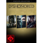 Bethesda Dishonored Complete Collection Videospiel PC Basic+Add-on+DLC Deutsch