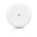 Ubiquiti Networks GBE wireless access point 1000 Mbit/s Power over Ethernet (PoE) White