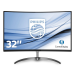 Philips E Line Monitor LCD curvo con Ultra Wide-Color 328E8QJAB5/00