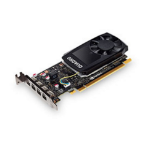 Lenovo 4X60N86660 graphics card Quadro P1000 4 GB GDDR5