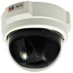 ACTi D52 security camera IP security camera Indoor Dome Ceiling/Wall 1920 x 1080 pixels