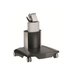 """Vogel's Vogel's Professional PFT 2515 - Cart for LCD display - black, silver - screen size: 32""""-65"""""""