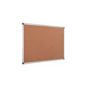 Bi-Office CA413750 whiteboard 900 x 900 mm Cork Magnetic