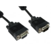 Cables Direct 77SVGA-F03 VGA cable 3 m VGA (D-Sub) Black