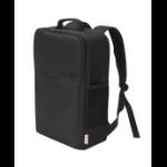"""Dicota BASE XX 17.3"""" Notebook backpack Black"""