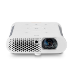Benq GS1 data projector 300 ANSI lumens DLP 720p (1280x720) 3D Portable projector White