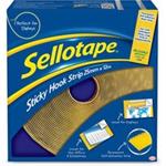 Sellotape E STICKY HOOK 25MMX12M 2264