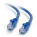 C2G 82420 2m Cat5e U/UTP (UTP) Blue networking cable