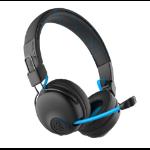 JLab Audio GHBPLAYRBLKBLU Headset Head-band Black IEUGHBPLAYRBLKBLU4