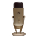 Arozzi Colonna Table microphone Gold