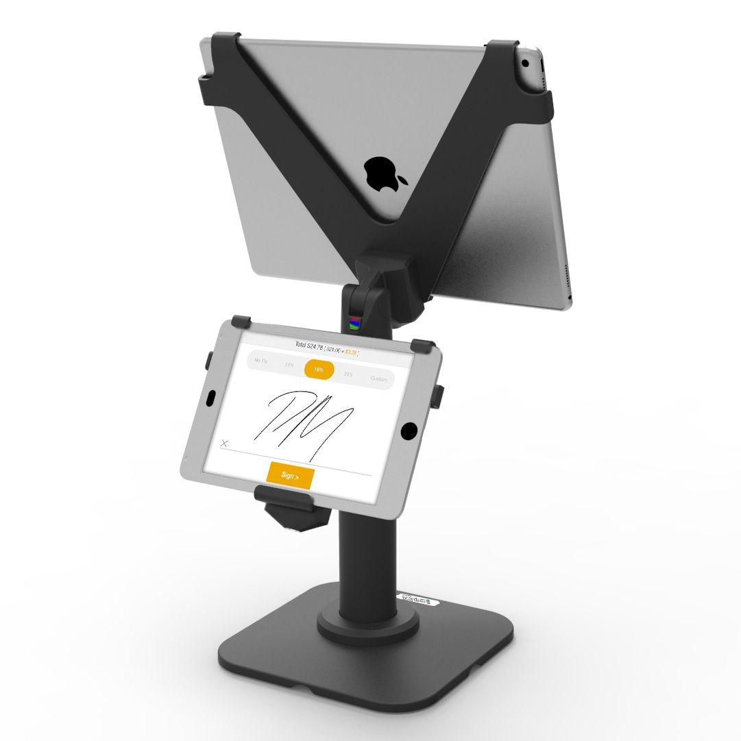 """Compulocks CVFF102B veiligheidsbehuizing voor tablets 24,6 cm (9.7"""") Zwart"""