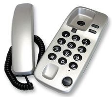 Geemarc Telecom MARBELLA Silver