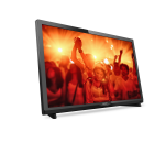 "Philips 4000 series 24PHT4031/05 Refurb Grade A+/No Stand LED TV 61 cm (24"") HD Black"