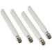 Netgear ANT24501B-10000S antena para red 7 dBi Antena omnidireccional Clase N