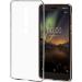 Nokia CC-110 funda para teléfono móvil Transparente