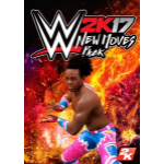 2K WWE 2K17 New Moves Pack PC PC