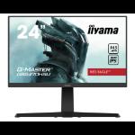 "iiyama G-MASTER GB2470HSU-B1 computer monitor 60.5 cm (23.8"") 1920 x 1080 pixels Full HD LED Black"