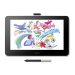 Wacom One 13 tableta digitalizadora 2540 líneas por pulgada 294 x 166 mm USB Blanco