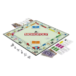 Hasbro Monopoly Classic Economic simulation Children & Adults
