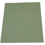 Guildhall L SQUARE CUT FOLDER 315GSM GREEN