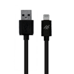 ZAGG 409903214 lightning cable 1 m Black