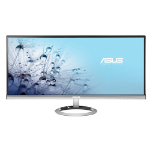 "ASUS MX299Q computer monitor 73.7 cm (29"") LED Black,Silver"