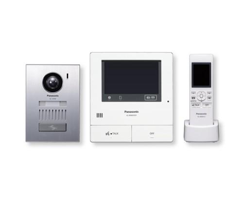"Panasonic VL-SWD501UEX 5"" video intercom system"