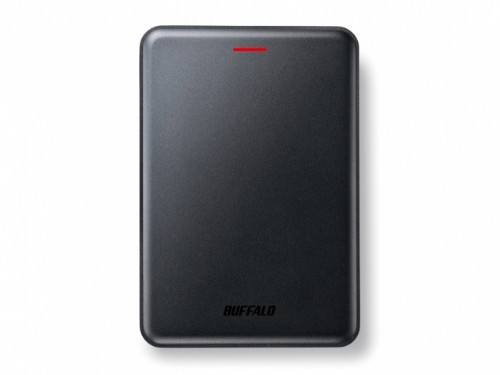 Buffalo MiniStation SSD Velocity 480GB Black