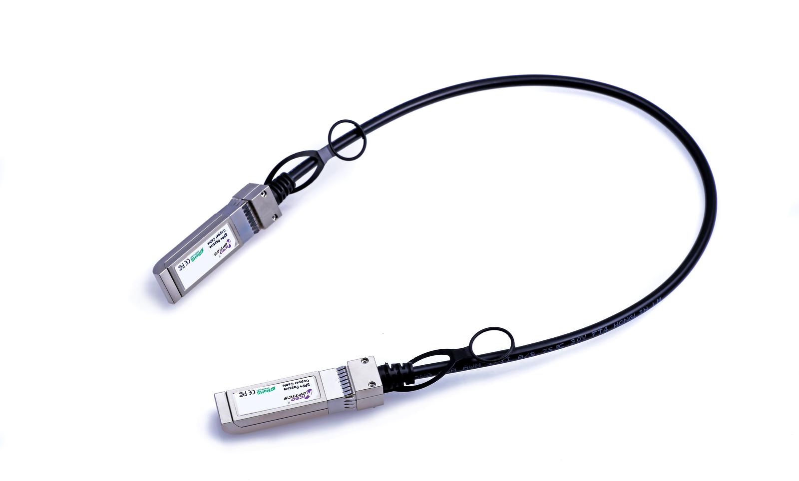 MicroOptics HPE X242 40G QSFP+ to QSFP+