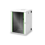 Digitus Wall Mounting Cabinet Unique Series - double sectioned, pivoted