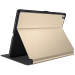 Speck Balance Folio Metallic iPad Air/Air 2/9.7 (2017)/9.7 (2018)/ iPad Pro 9.7 White Gold