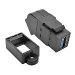 Tripp Lite U325-000-KPA-BK electrical socket coupler
