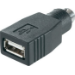 Belkin USB 2.0 to PS-2 Adapter  - (F3U162CP)