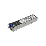 StarTech.com Juniper SFP-GE10KT13R15 Compatible SFP Transceiver Module - 1000Base-BX10-U (Upstream)