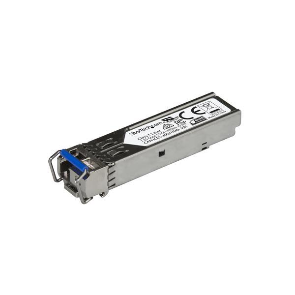 StarTech.com Módulo transceptor SFP compatible con el modelo SFP-GE10KT13R15 de Juniper - 1000Base-BX10-U