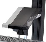 Ergotron Tablet/Document Holder for WorkFit-S Black document holder