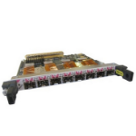8-port OC-3/STM-1 POS Shared Port Adapters