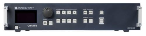 Analog Way QuickVu-3G video switch HDMI/DVI