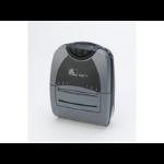 ZEBRA P4T, BT, Wi-Fi, Dual-IF, 8 dots/mm (203 dpi), display, EPL, EPLII, ZPL, CPCL