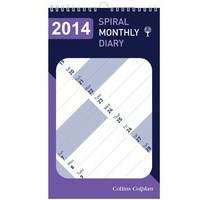 Collins Colplan Monthly Spiral 2009