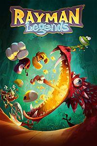 Microsoft Rayman Legends, Xbox One Basic