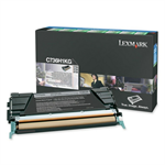 Lexmark C736H1KG Toner black, 12K pages