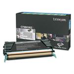 Lexmark C736H1KG Toner black, 12K pages