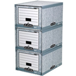 Bankers Box BANKERS STANDARD STORAGE DRAWER GRY