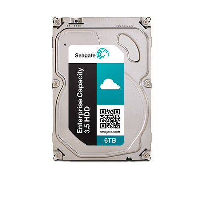 Seagate Constellation Enterprise Capacity 3.5 HDD, 6TB 3.5