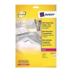 Avery L7552-25 self-adhesive label