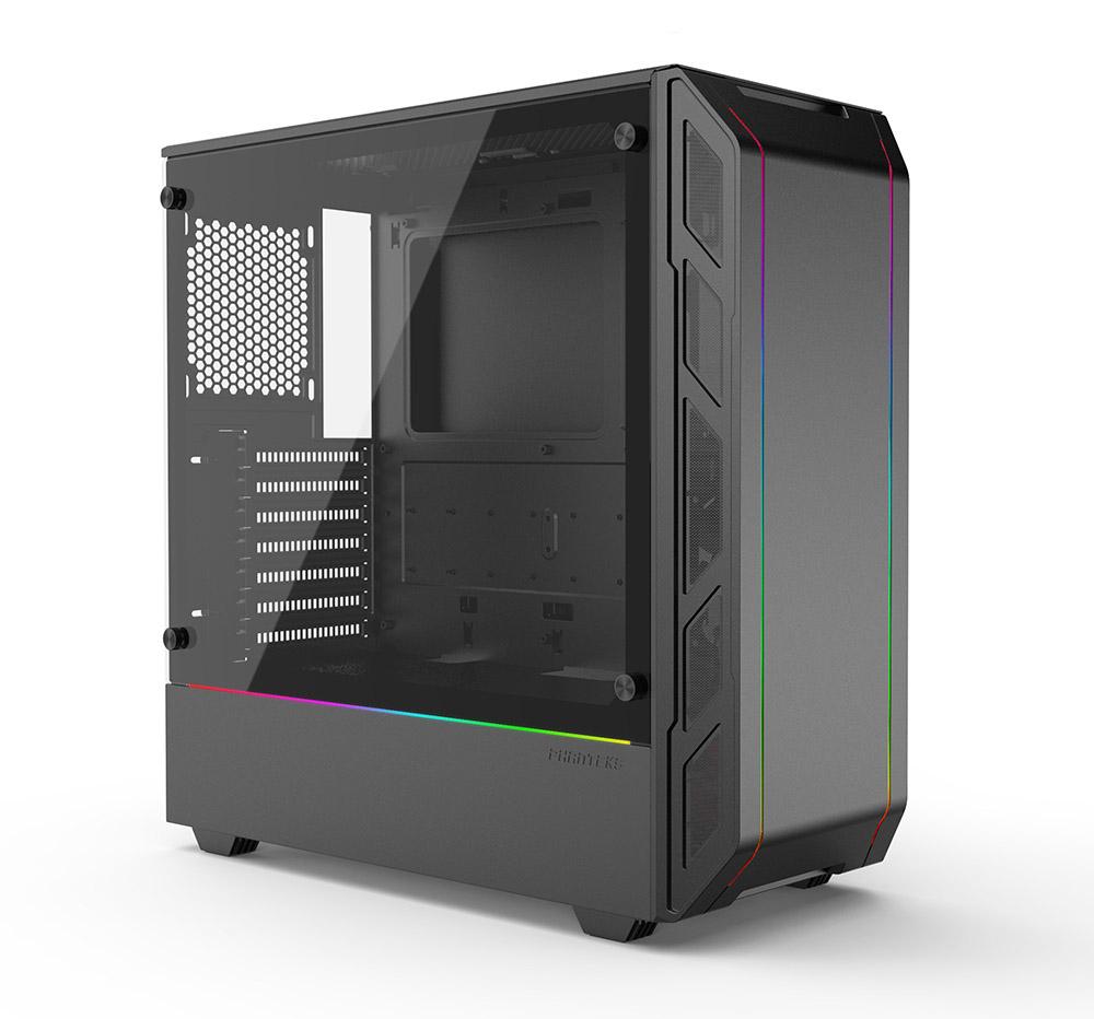 Phanteks Eclipse P350X Midi-Tower Black computer case