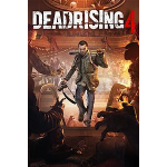 Microsoft Dead Rising 4, Xbox One Basic Xbox One video game